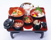 お食い初め料理  女膳