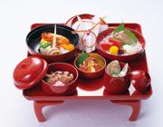 お食い初め料理  男膳